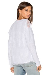 Generation Love Carys Lace Top White