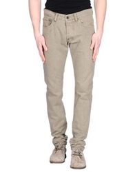 Gilded Age Denim Pants Khaki