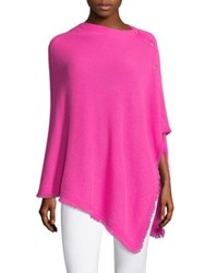 Lilly Pulitzer Harp Cashmere Wrap Berry Fizz