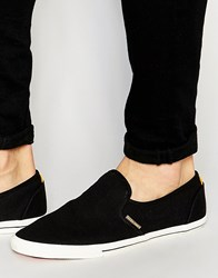 Jack And Jones Jack And Jones Spider Canvas Loafer Black