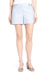 Women's Vince Camuto Stretch Cotton Shorts Mineral Lake