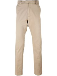Diesel 'Chi Phoenix' Trousers Nude And Neutrals