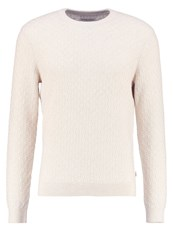 Pier One Jumper Offwhite Off White