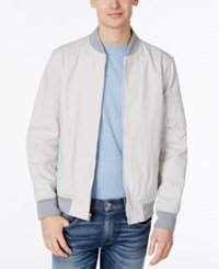 American Rag Men's Baumwolle Bomber Jacket Only At Macy's Reflexion