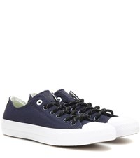 Converse Chuck Taylor All Star Ii Ox High Top Sneakers Blue