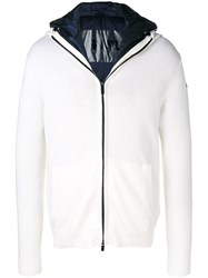 Rrd Hooded Jacket White