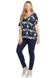 Tart Aurelia V Neck Blouse Plus Size
