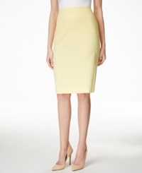 Alfani Classic Pencil Skirt Only At Macy's Popcorn