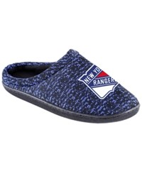 Forever Collectibles New York Rangers Knit Cup Sole Slipper Assorted
