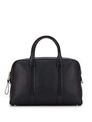 Tom Ford Leather Briefcase Black
