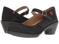 El Naturalista Aqua N5327 Black Black Shoes