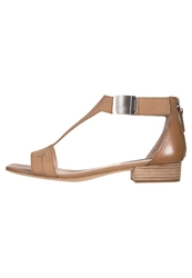 Marc O'polo Sandals Camel Taupe