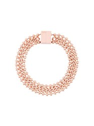 Bex Rox 'Mia' Necklace Pink And Purple