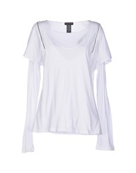 Custo Barcelona Topwear T Shirts Women White