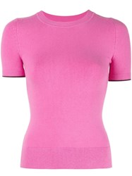 Joostricot Knitted Top Pink