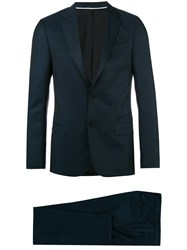 Z Zegna Formal Two Piece Suit Blue