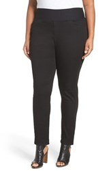 Foxcroft Plus Size Women's Slimming Pull On Pants
