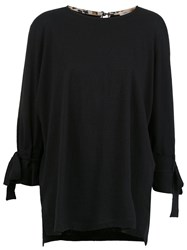 Sissa Dalia Straight Fit Blouse Black