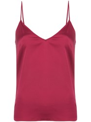 Tonello Camisole Top Red