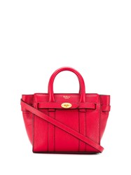 Mulberry Micro Zipped Bayswater Tote 60