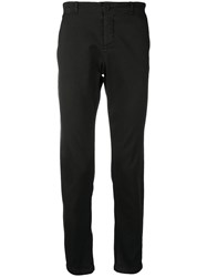 Transit Slim Fit Chinos Black