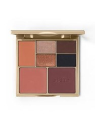 Stila Perfect Me Perfect Hue Eye Cheek Palette Tan Deep One Colour
