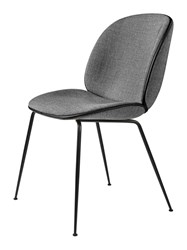 Gubi Beetle Upholstered Dining Chair Conic Base