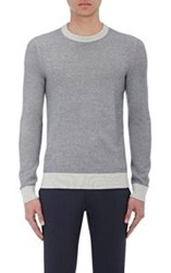 Theory Men's Danen Sweater Grey