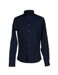 Robert Friedman Shirts Dark Blue