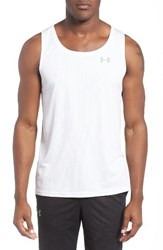 Under Armour Men's Coolswitch Tank White