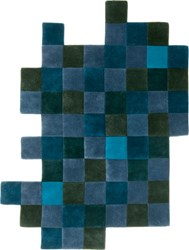 Nani Marquina Do Lo Rez 2 Rug Blue Blue Red Gray