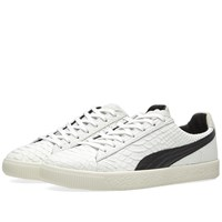 Puma Clyde Made In Italy White