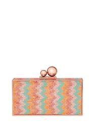 Sophia Webster Clara Zig Zag Box Clutch