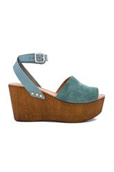 Seychelles Forward Wedge Green