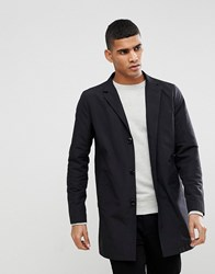 Selected Homme Lightweight Trench Black