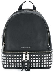 Michael Michael Kors Rhea Backpack Black