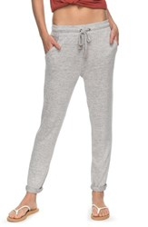 Roxy Cozy Chill Lounge Pants Heritage Heather