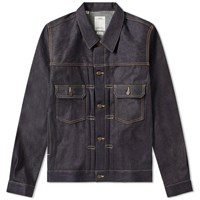 Visvim Social Sculpture 101 Jacket Blue