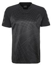 Hummel Kinetic Premium Sports Shirt Black