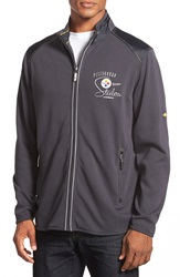 Tommy Bahama 'Goal Line' Nfl Full Zip Jacket Steelers