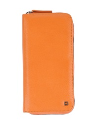 Giorgio Fedon 1919 Wallets Orange