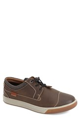 Keen Men's 'Glenhaven Mid' Sneaker Cascade Brown Leather