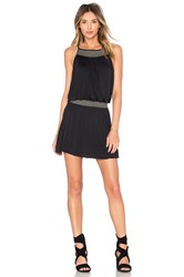 Soft Joie Dhara Mini Dress Charcoal