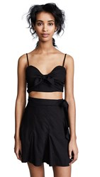 6 Shore Road Beach Night Skirt And Top Set Black Rock