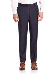 The Kooples Solid Four Pocket Trousers Blue