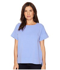 Fresh Produce Riley Top Peri Blue Clothing
