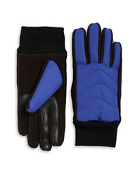 Isotoner Thermaflex Tech Gloves Blue Spark