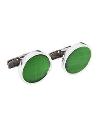 Bliss Cufflinks And Tie Clips Silver