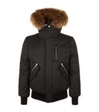 Mackage Dixon Down Parka Male Black