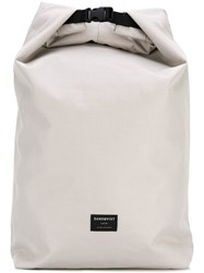 Sandqvist 'Lova' Backpack Grey